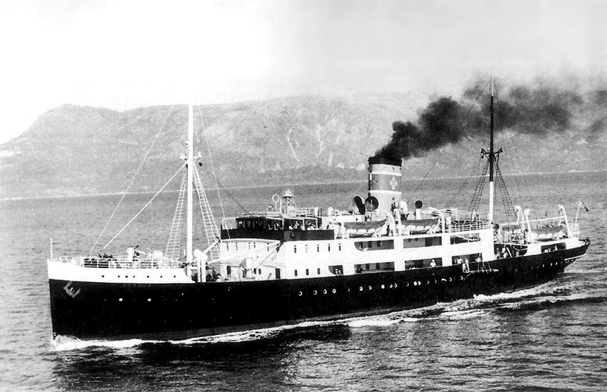 The Early Cruise Ships Of Epirotiki Lines Ms Semiramis Ss