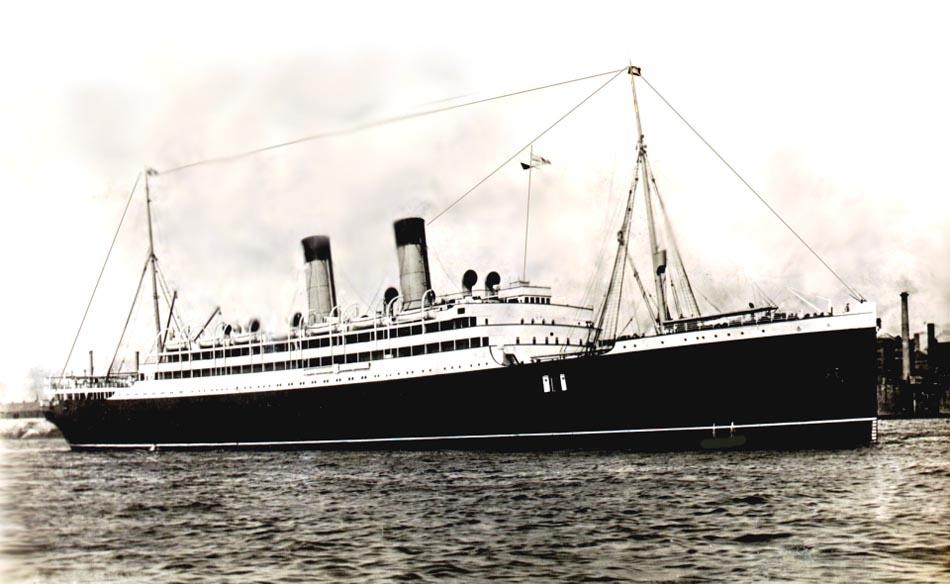Rms Empress Of Ireland 1906 1914 Her Tragic Final Voyage