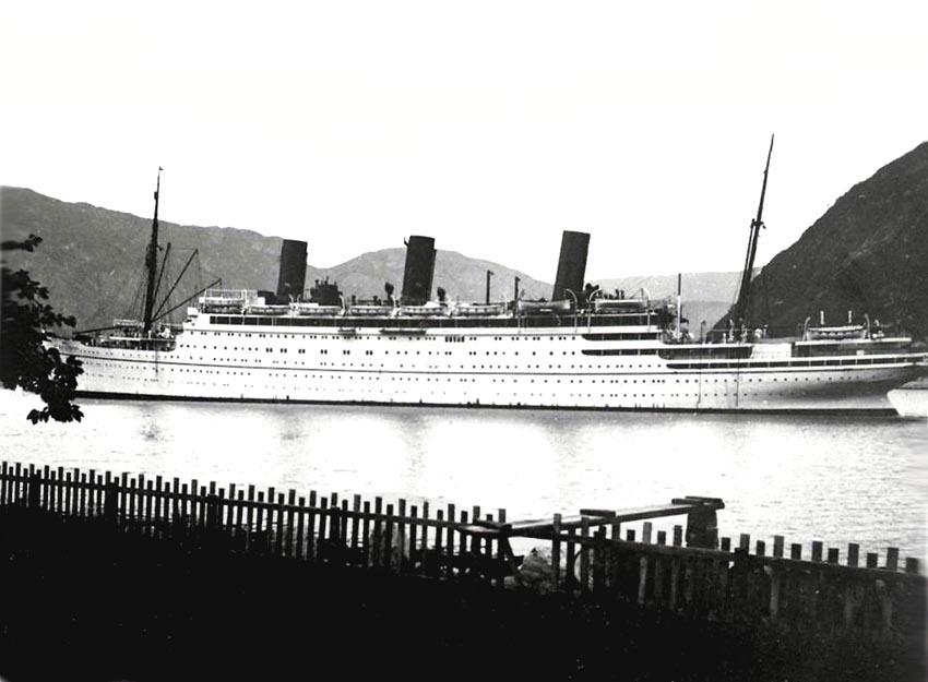 Introduction HamburgAmerika Line - How much do cruise ships make