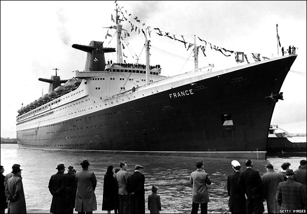 French Line - SS France