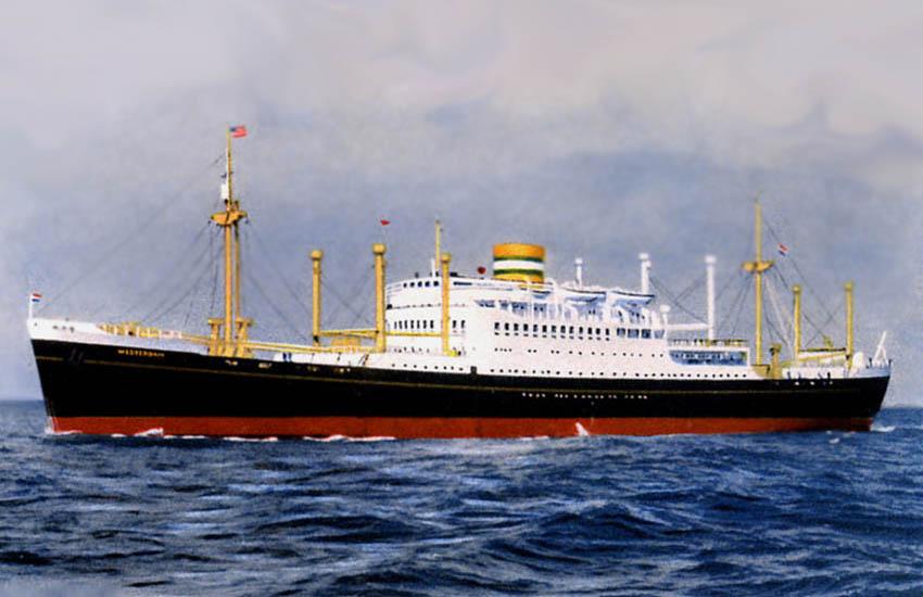 MS Noordam II Westerdam I The Illfated Zaandam - Zaandam ship