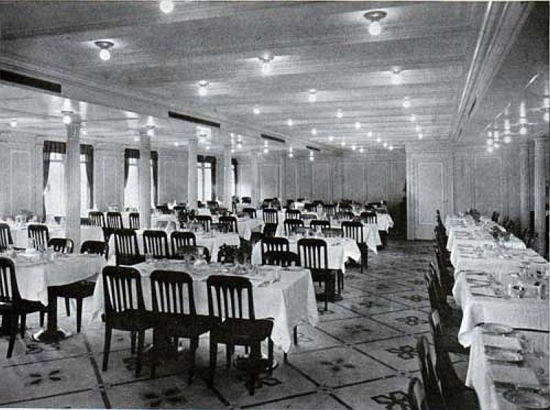 Rms Olympic Photo Page