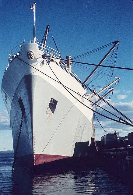ms port sydney  john whitehead story senior  engineer