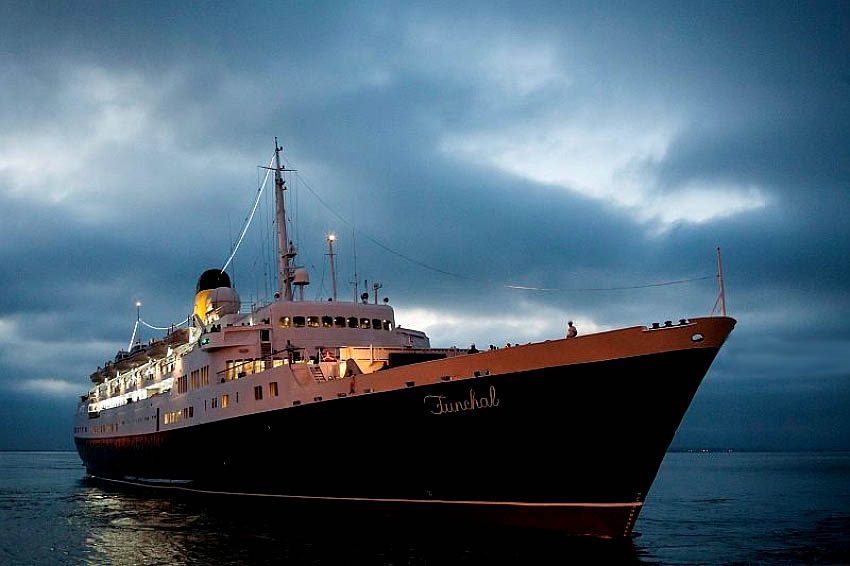 SS Funchal - Classic cruise ships for sale