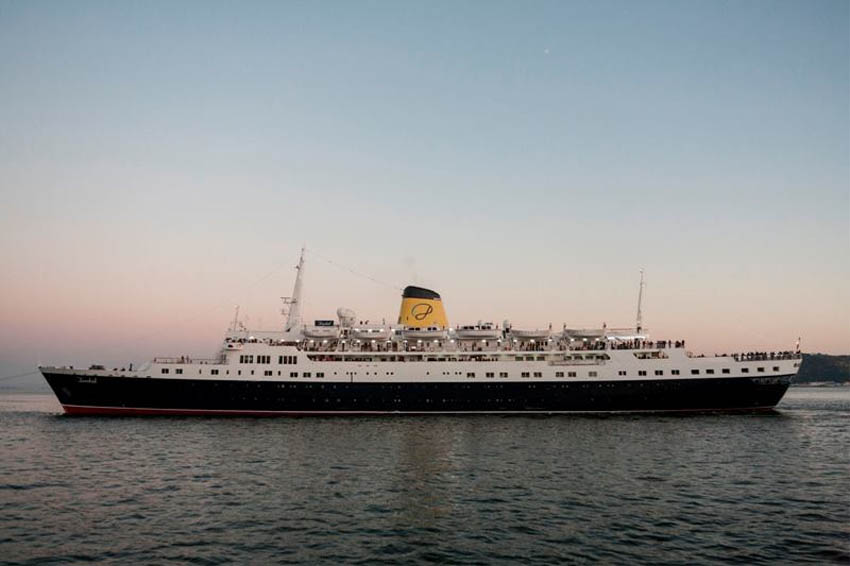PortuscaleFunchalportsidejpg Paquebot Cruise Ship - Port side of a cruise ship