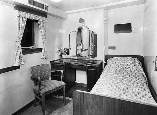 Ms Stockholm 1948 Photo Page