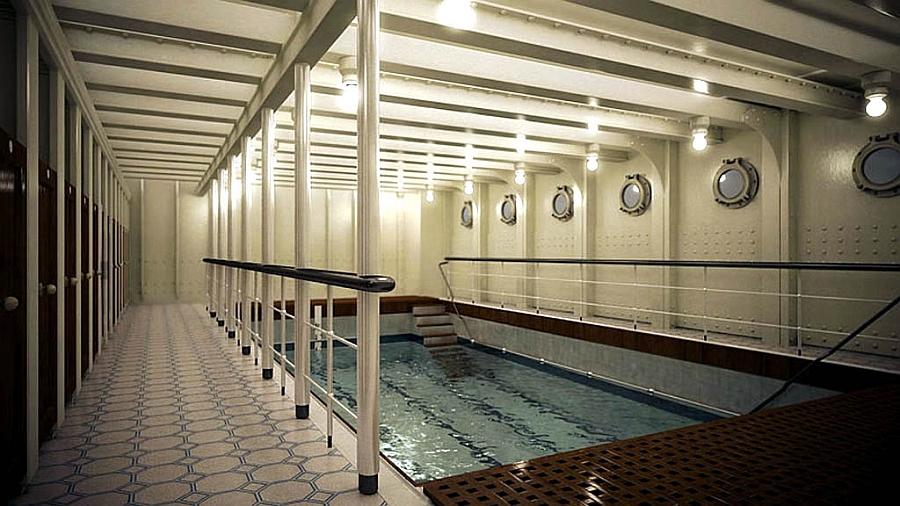 On April 10th The Titanic Left Southampton England To Ne