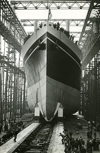 Image Gallery harland wolff ships built