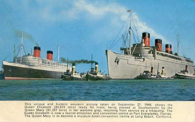 Queen Mary Photo 2