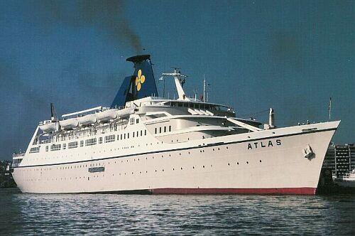 Galveston Cruise Lines >> SS Rijndam - Maasdam