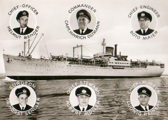 seven seas tracking